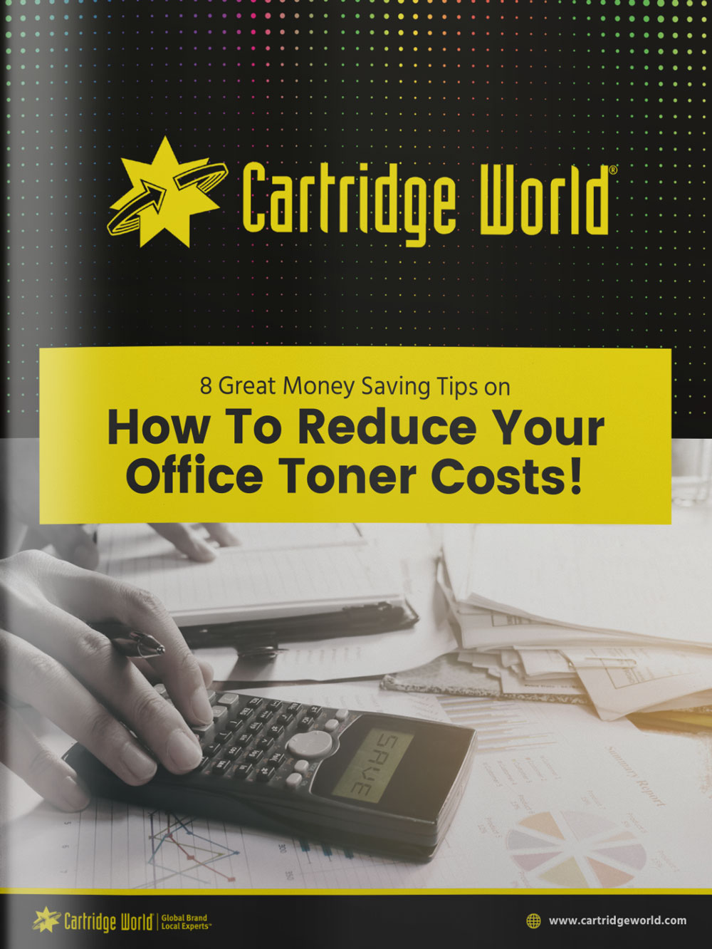 8 Great Money Saving Tips on How to Reduce Your Office Toner Costs