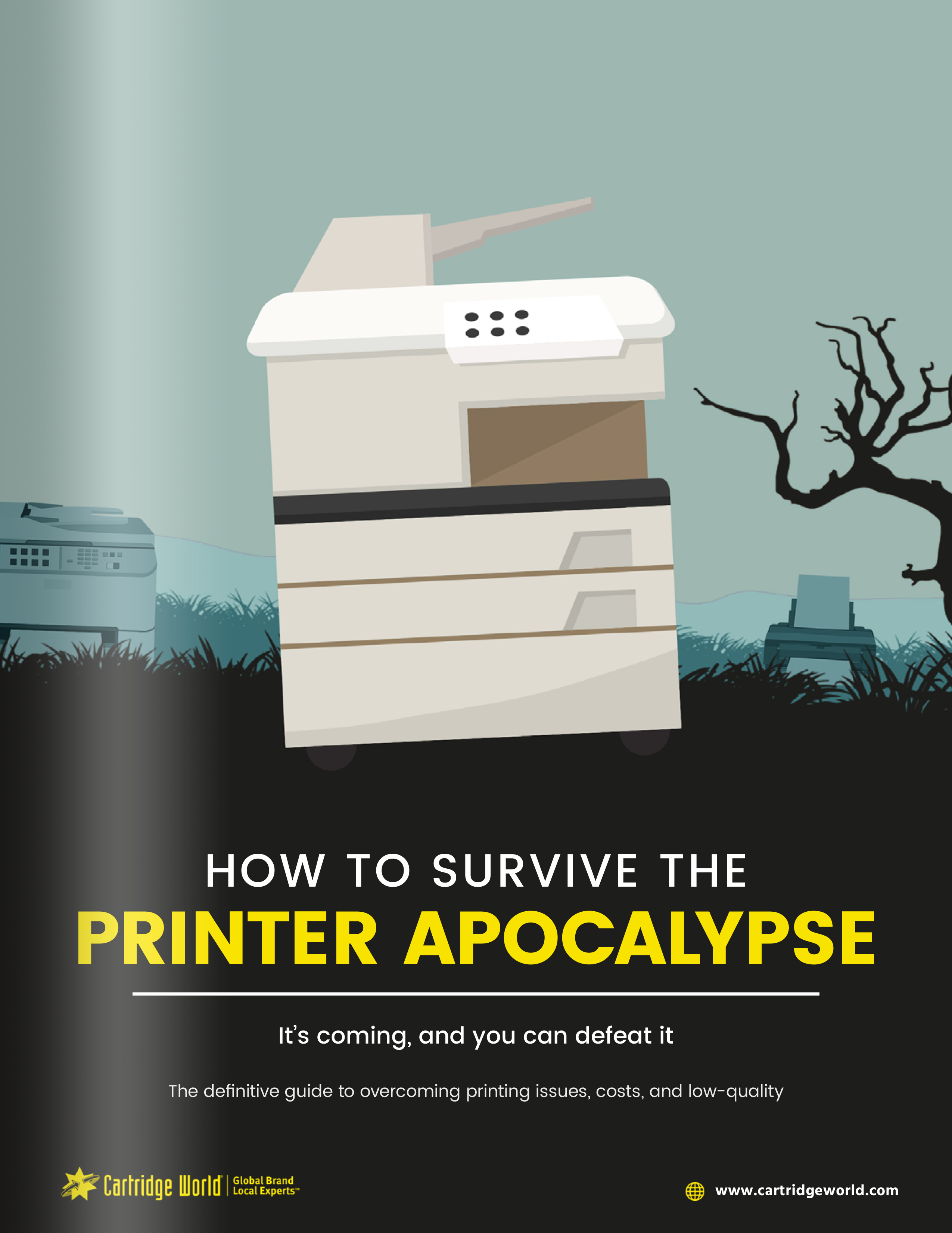 Printer Apocalypse Ebook
