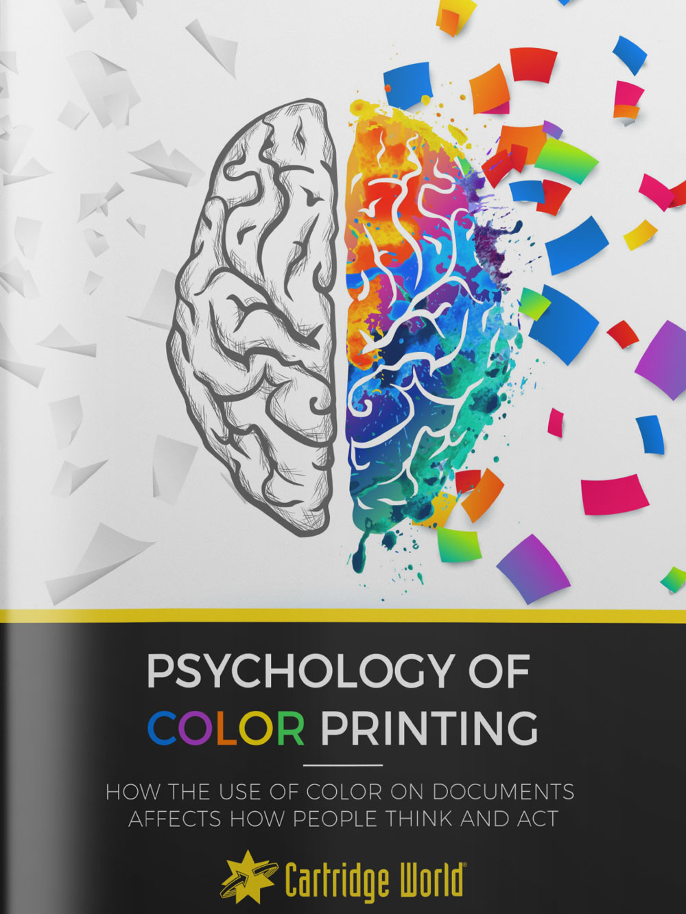 Psychology of Color Printing